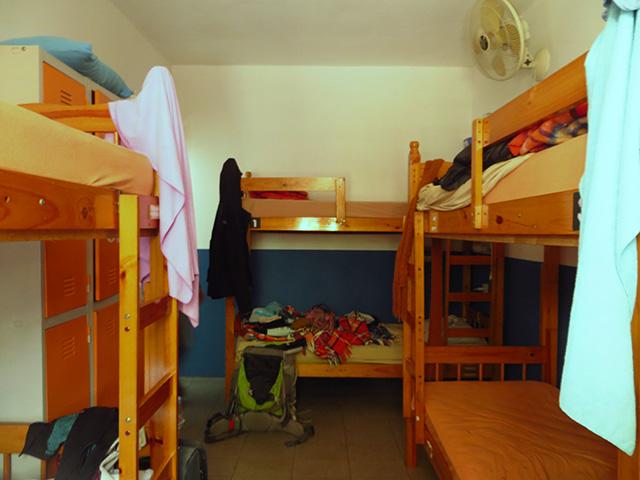 habitación-de-seis-camas